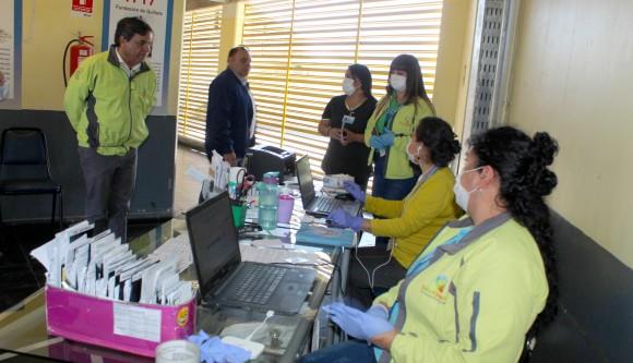 Quillota tendrá equipo para controlar cuarentenas y un hotel sanitario para pacientes con Covid 19